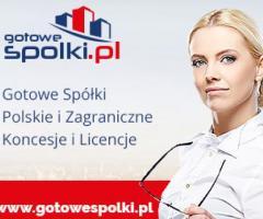 Gotowa Spółka w Holandii, w Belgii, w Niemczech, w Hiszpanii
